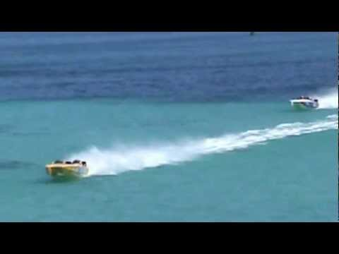 Bermuda Around The Island Powerboat Race 2012
