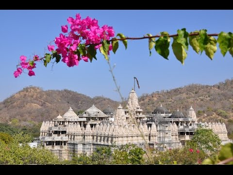 Voyage en Inde - Jodhpur - Temple Chaumukha ( 1444 Colonnes )