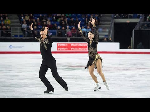 Figure skaters on the 'daunting' task of choosing music