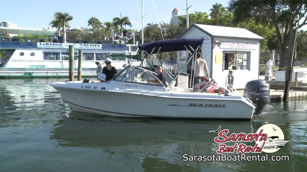 check out fa594 a6eb5 Sarasota Boat Rentals - Sarasota FL