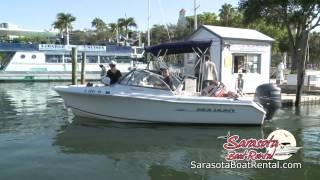 Sarasota Boat Rentals - Sarasota FL