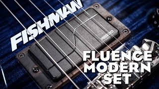 Fishman Fluence Modern Set - Review