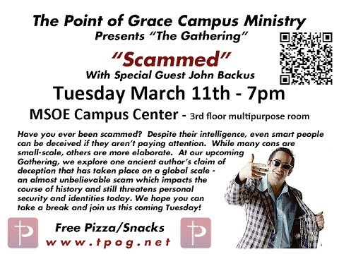 """The Gathering Series - """"Scammed"""""""