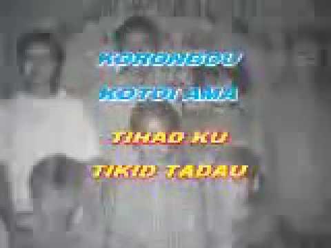 John Gaisah--Logupon ku romou ku-(  KARAOKE )-JUARA SINDING ' 70 SABAH