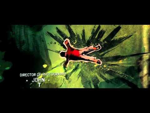 Tom Cruse Dance in Tropic Thunder - Credits