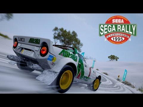 Forza horizon 3 - Sega Rally Championship - [Clip] - [Xbox One] - [Fr]