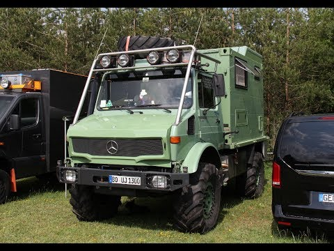 Abenteuer & Allrad OFF-ROAD EXPO Germany Bad Kissingen