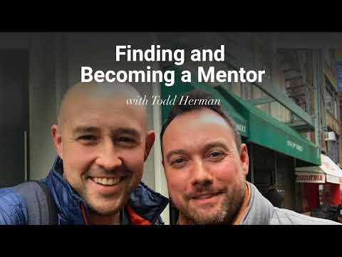S2E14 - Finding & Becoming a Mentor