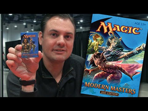 Modern Masters 2015 Crack-A-Pack #7 with Marshall Sutcliffe at Grand Prix Las Vegas