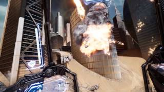 Archangel VR | Gameplay Footage E3 2017