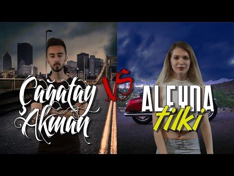 Aleyna Tilki Vs Çağatay Akman | Sen Olsan Bari Vs Sensin Benim En Derin Kuyum | PARODİ