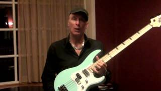 Billy Sheehan at Island Music Company