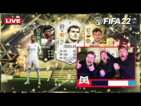 FIFA 22: DUAL PACK OPENING ESKALATION mit Tisi Schubech 🔥🔥