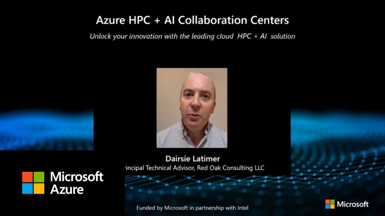 Azure HPC and AI Collaboration Center | Red Oak Consulting