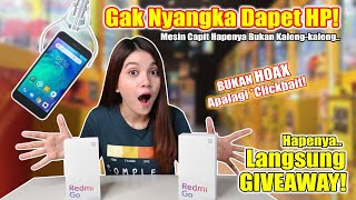 Gambar cover Main Mesin Capit HP Dapet Beneran!! Bukan Mesin Kaleng-kaleng Langsung GIVEAWAY HP!! *No Clickbait