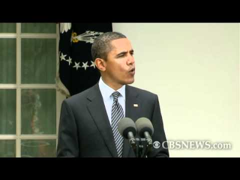 Obama: The Qaddafi regime has come to an end