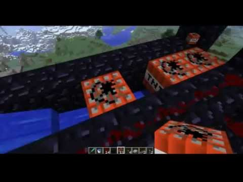 Minecraft tutorial: Building