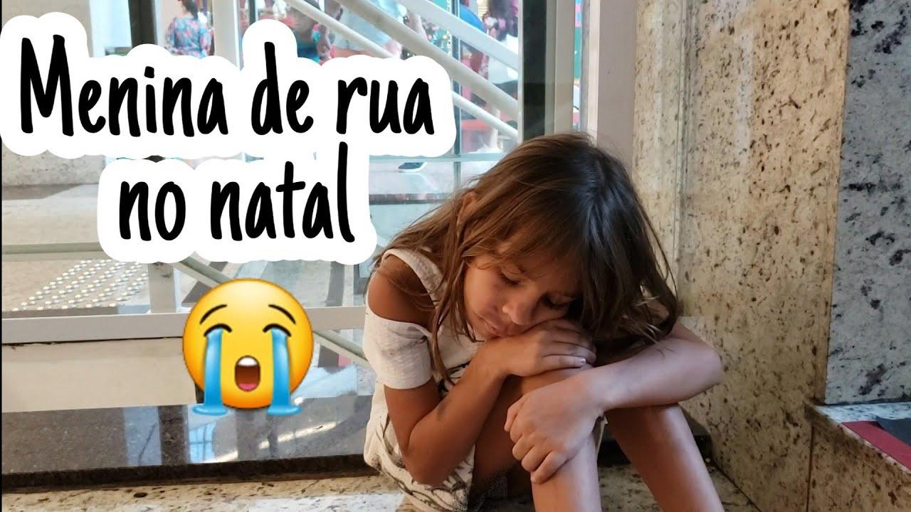 #ameninaderua A Menina de rua - especial de Natal/novelinha parte 3