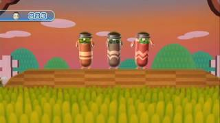 World of Playthroughs: Wii Play: Motion: Veggie Guardin