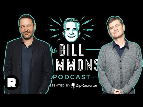 NFL Wagers, Running TV Shows With Mike Schur And Dan Fogelman | The Bill Simmons Podcast