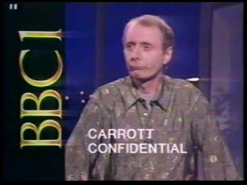 BBC1 Apology over Carrott Confidential (Jasper Carrott) 1986