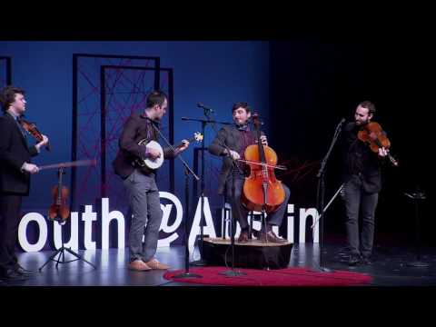 Your Not-So-Typical String Quartet | Invoke Sound | TEDxYouth@Austin