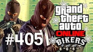 Grand Theft Auto V | Online Multiplayer | Episodul 405 (Bikers Update)