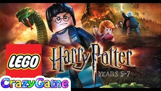 #LEGO Harry Potter Years 5-7 Full Game Movie - LEGO Movie Cartoon for Children & Kids