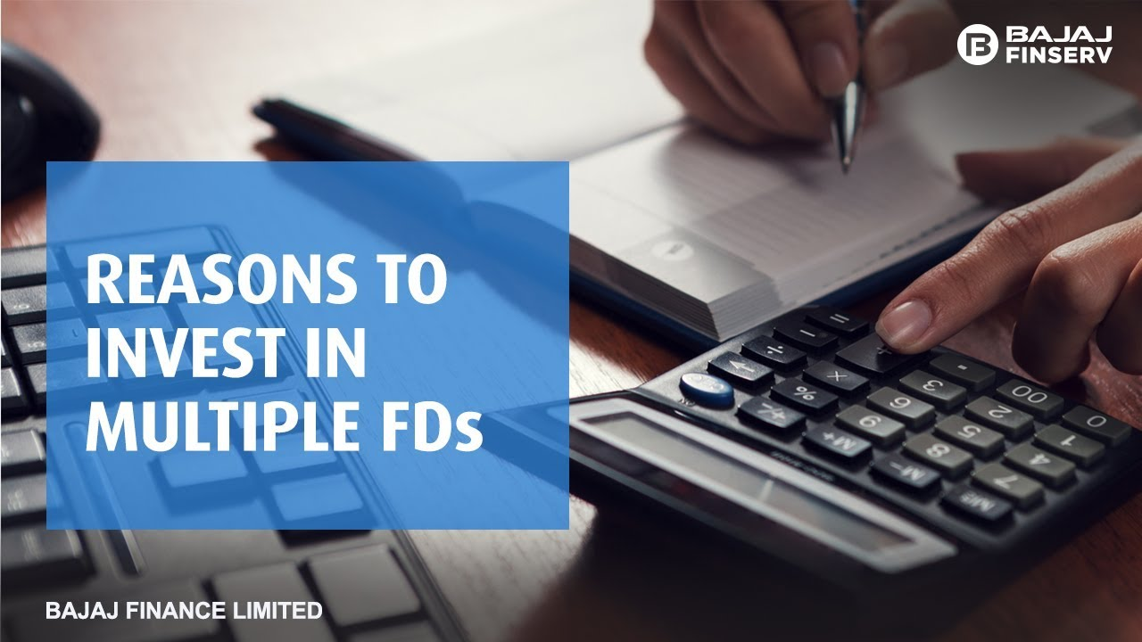 Reasons to Invest in Multiple Fixed Deposit