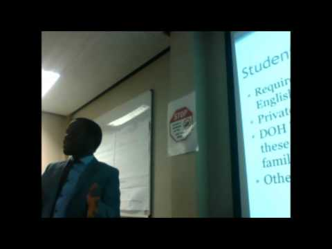 Clinical Associates Profession, by Sanele Ngcobo