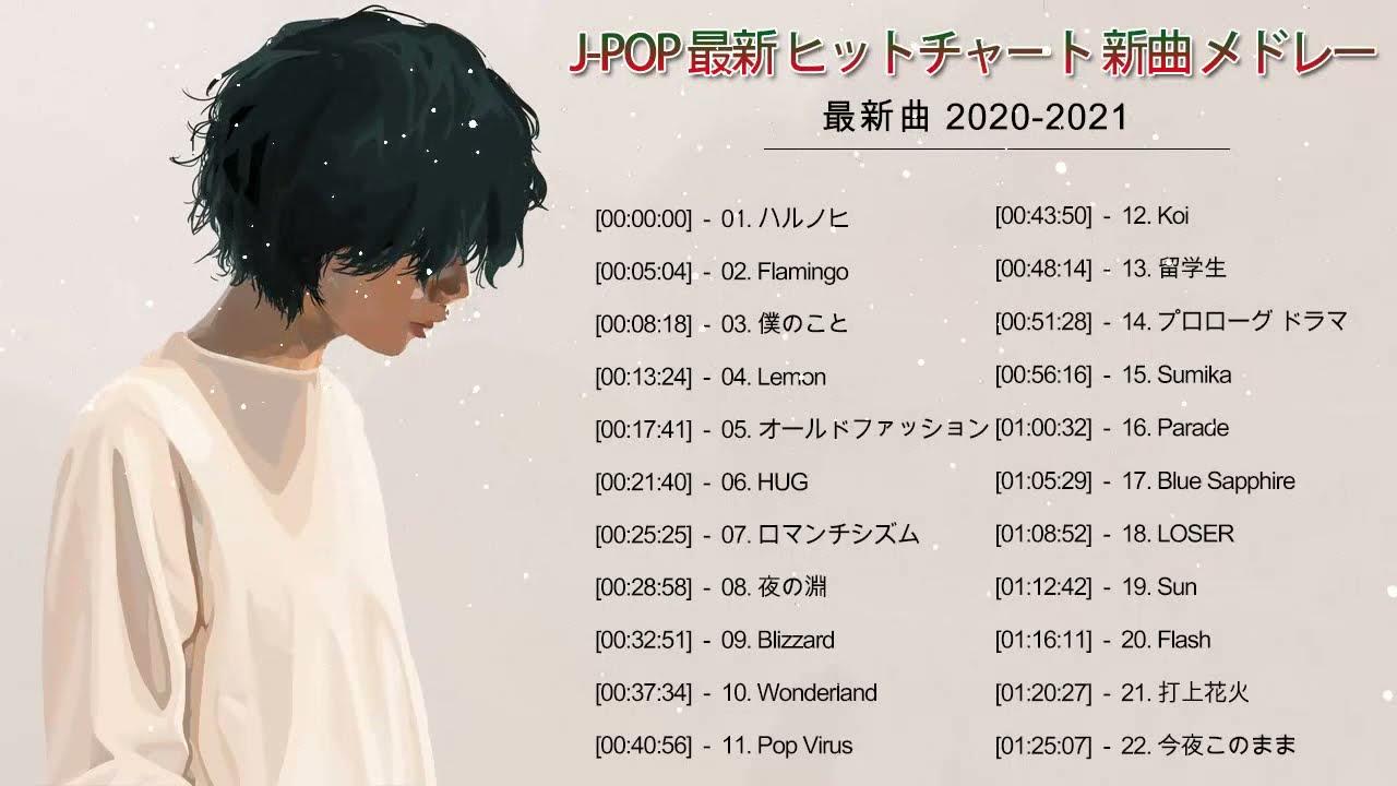 ヒット 曲 2021