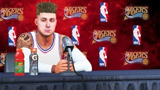NBA 2k18 My Career - Traded To a New Team Ep.17