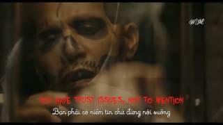 [Lyrics+Vietsub]Twenty One Pilots-Heathens (OST Biệt đội cảm tử)