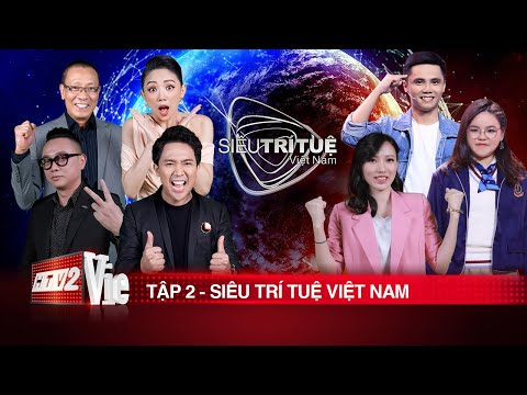 #2 Kết quả thử thách bất ngờ khiến Trấn Thành, Tóc Tiên ngỡ ngàng | SIÊU TRÍ TUỆ VIỆT NAM | FTLTVC08