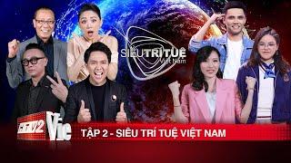 #2 Kết quả thử thách bất ngờ khiến Trấn Thành, Tóc Tiên ngỡ ngàng   SIÊU TRÍ TUỆ VIỆT NAM   FTLTVC08