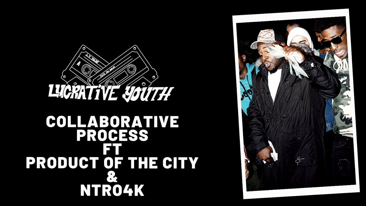 Music Video Collaboration Process Between Product Of The City & Ntro4k