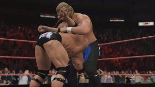 WWE 2K17 WWF Attitude Finishers