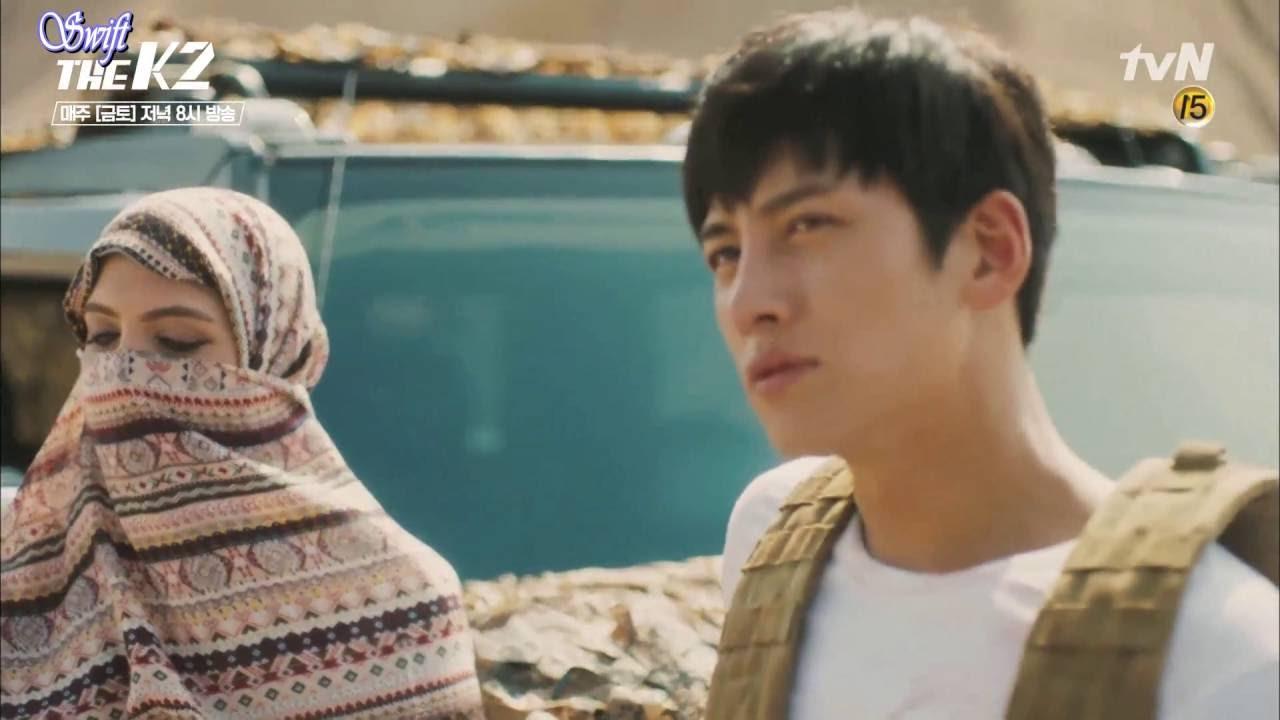 The K2 - Ji Chang Wook - Kim Jae Joong - I will protect you (рус саб)