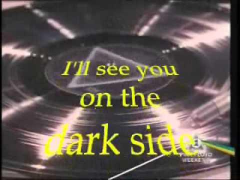 Brain Demage Eclipse karaoke Pink Floyd  .wmv