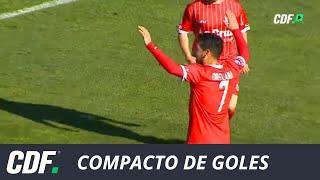Unión San Felipe 2 - 1 Deportes Puerto Montt | Campeonato As.com Primera B 2019 | Fecha 21 | CDF
