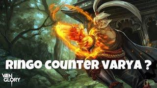 Vainglory Ranked - Ringo counter varya ? - 2.11