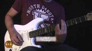 LTD ST 213 Stratocaster Demo