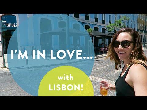 Jess Lively Vlog #16: I Love Lisbon