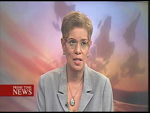 Port of Spain In Danger of Sinking (TVJ Prime Time News) - August 22 2018