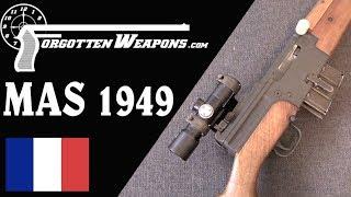 MAS 49: A Universal Service Rifle...