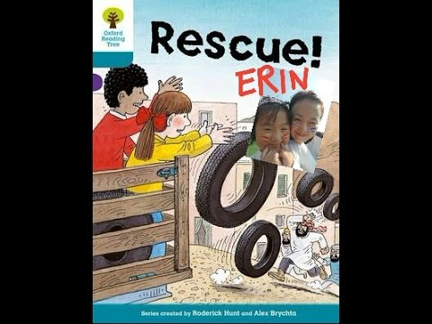 ERIN-Oxford Reading Tree #Rescue! 1 (ORT Level 9)