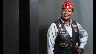 I Am The American Legion: Patricia Harris