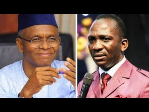 BREAKING NEWS: EL-RUFAI CLASHES WITH PASTOR PAUL ENENCHE OF DUNAMIS GLORY DOME
