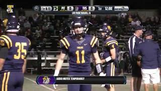 Pitman vs turlock high school football - harvest bowl - live 11/3/17