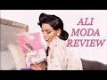ALI EXPRESS ALIMODA Hair Review+ Unboxing Old Hollywood Inspired